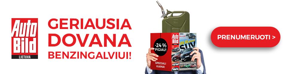 AutoBildLietuva Prenumeratai Nuolaida - Pigiau ir Patogiau