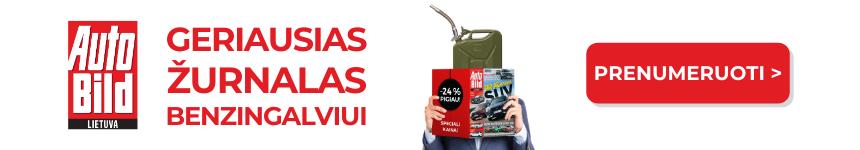 AutoBildLietuva Prenumerataa - Pigiau ir Patogiau