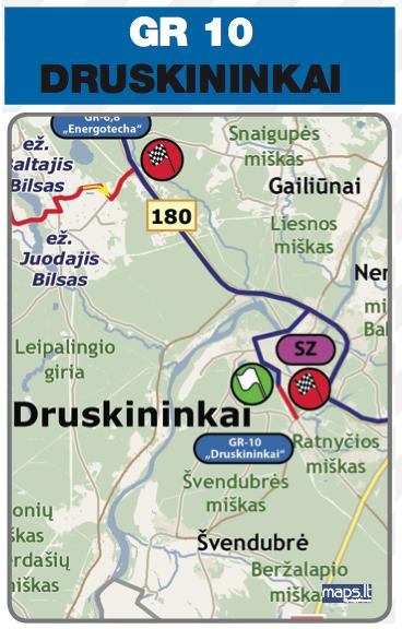 GR 10 Druskininkai
