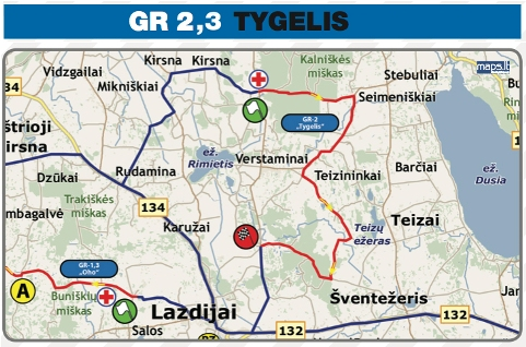 GR 2,3 Tygelis