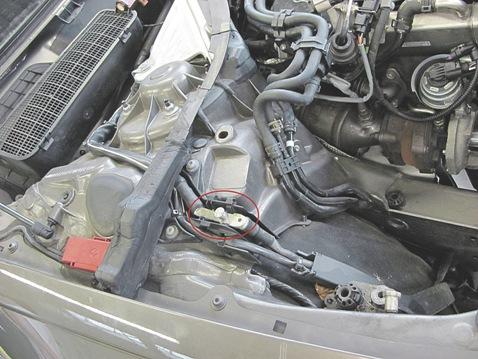 Dauertest Audi A6 Avant - Pluspol ohne Abdeckeung