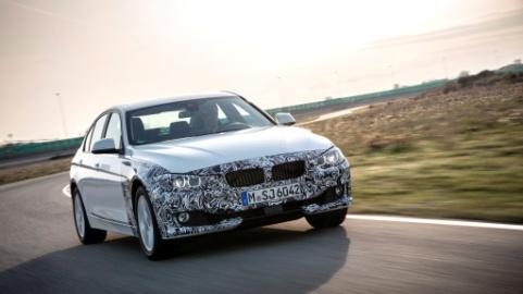 BMW 3 iš tinklo įkrunamo hibrido prototipas (1)