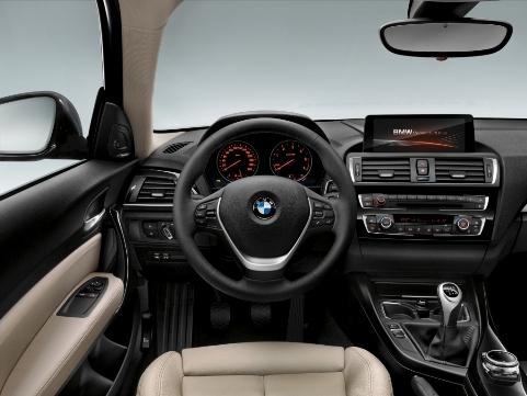 BMW 1 Series interior (11)