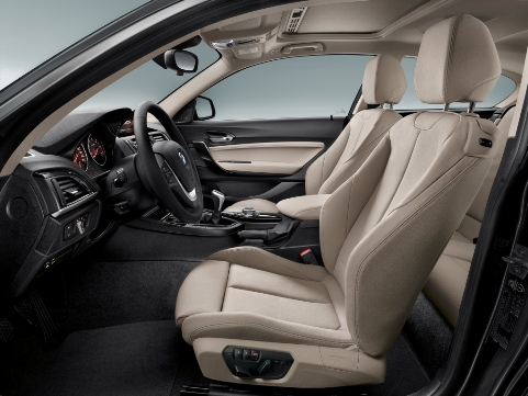 BMW 1 Series interior (6)