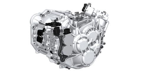 Kia seven-speed DCT 6