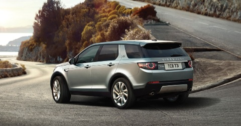 2015 Land Rover - Discovery Sport 1