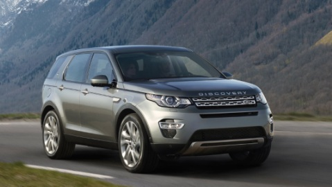 2015 Land Rover - Discovery Sport 2