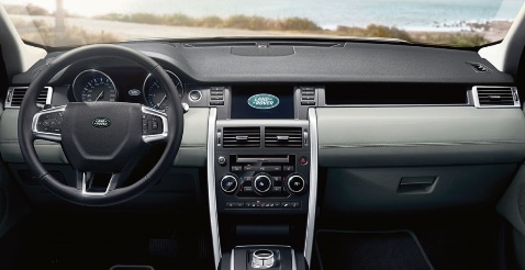 2015 Land Rover - Discovery Sport 5