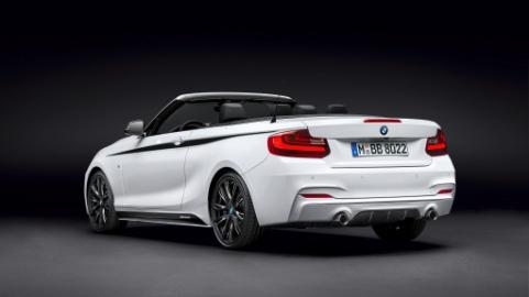 BMW 2 Series Convertible M Performance (8)