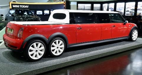 Mini limuzinas (2)