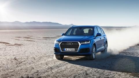 Der Countdown laeuft: Heute startet der Vorverkauf des neuen Audi Q7, der ab Juni bei den Haendlern in Europa stehen wird.    Verbrauchsangaben Audi Q7:Kraftstoffverbrauch kombiniert in l/100 km: 8,3 - 5,7;CO2-Emission kombiniert in g/km: 193 - 149