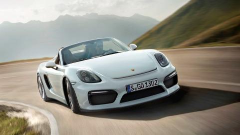 Porsche Boxster Spyder (14)