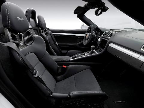 Porsche Boxster Spyder (2)