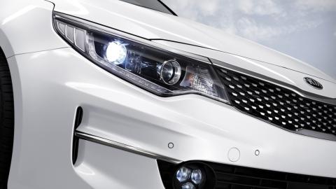 New Kia Optima - exterior #3