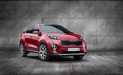 All-New Kia Sportage