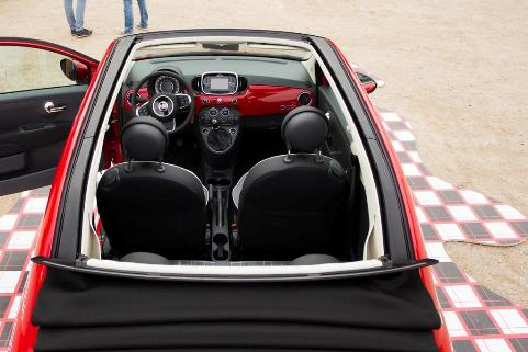 Fiat 500 pristatymas Lietuvoje (27)