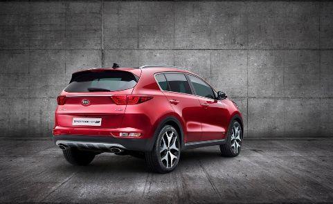 Kia Sportage new2