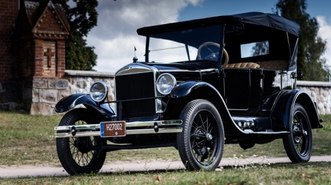 Ford T, 1927 m.