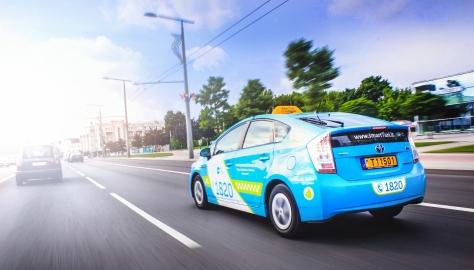 Smart taksi