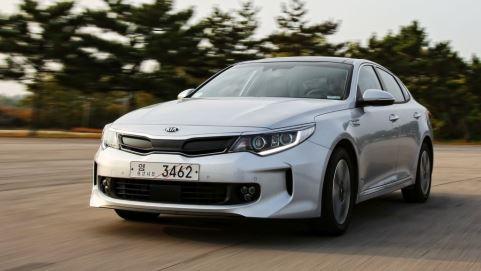 Kia Optima hybrid3