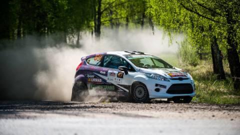Kurzeme rally-Hoptrans rally team