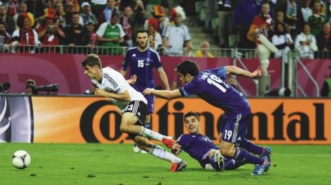 UEFA EURO 2012 - Germany - Greece, UEFA EURO 2012 - Deutschland - Griechenland,