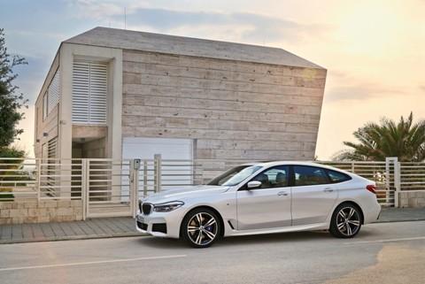 BMW 640i xDrive Gran Turismo M Sport