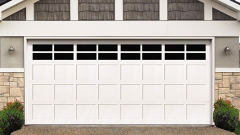 Wood Garage Doors 100 series