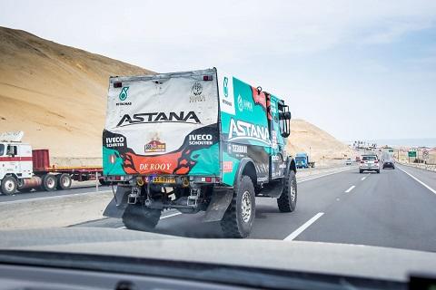 Dakaro ralio sunkvežimiai (3)