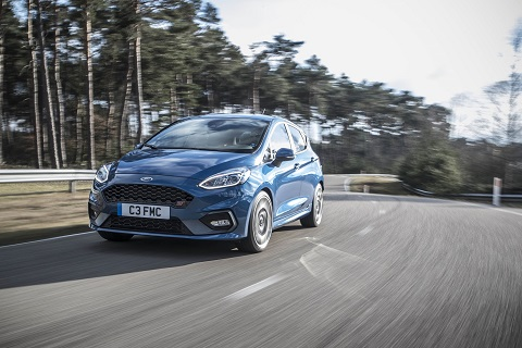 Ford today revealed further details of the sophisticated Sports Technologies that will deliver the most responsive, engaging and fun-to-drive Fiesta ST experience ever