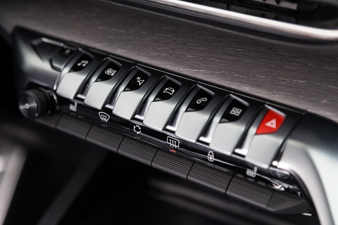Funkcijų valdymo mygtukai