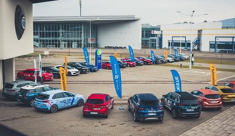 Lietuvos metų automobilio 2018 akimirka (1)