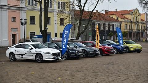 Lietuvos metų automobilio 2019 startas (23)