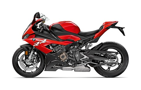 BMW S 1000 RR Racing Red