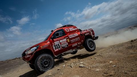 Antanas-Juknevičius-Dakaras-8-as-Dakaro-ralio-etapas-buvo-rekordinis–finišavo 13-as