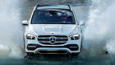 Ketvirtos kartos Mercedes GLE