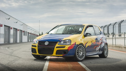 KTK Racing Division Volkswagen Golf