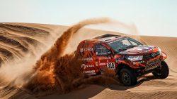 Antanas Juknevičius įveikė 11-tąjį savo Dakarą