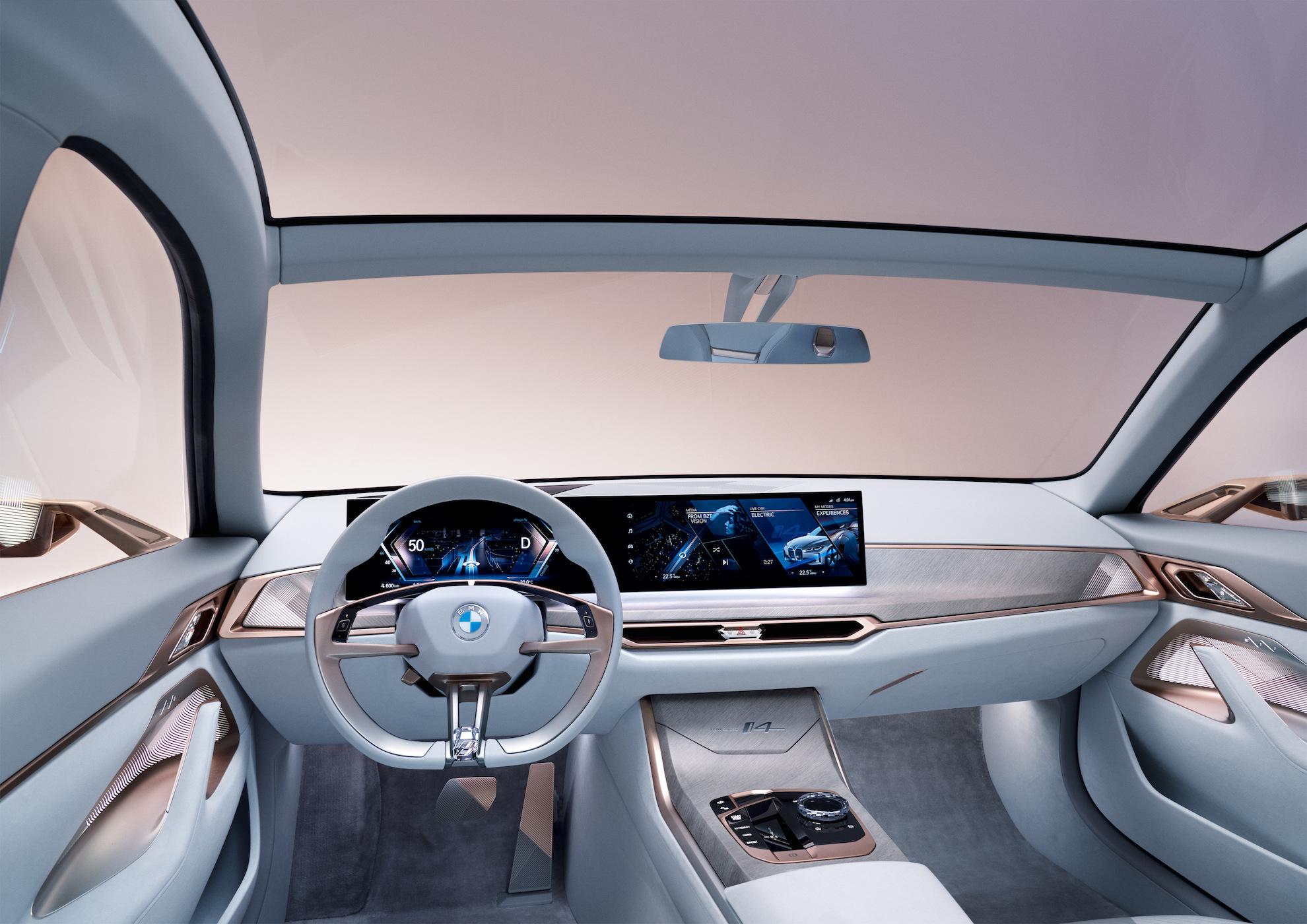 "Elektromobilis ""BMW i4"""