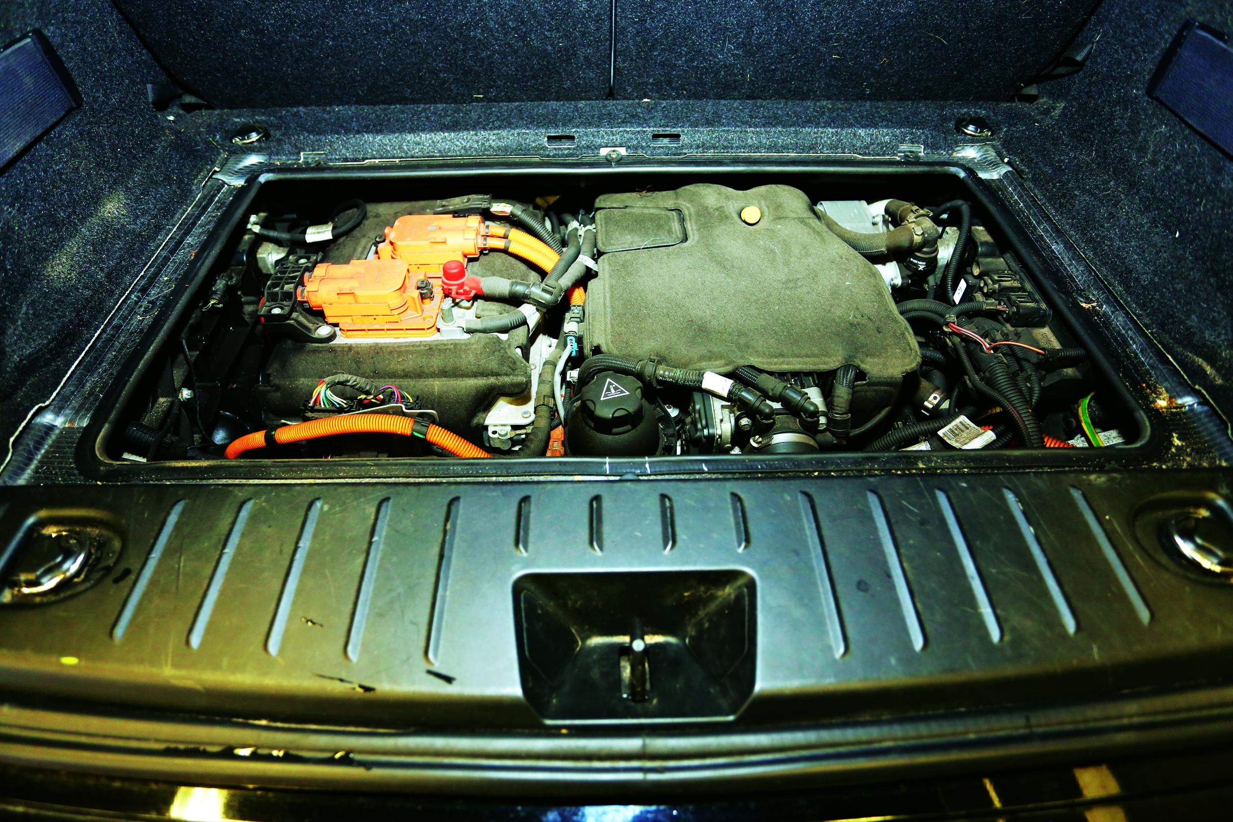 elektromobilio BMW i3 akumuliatorius