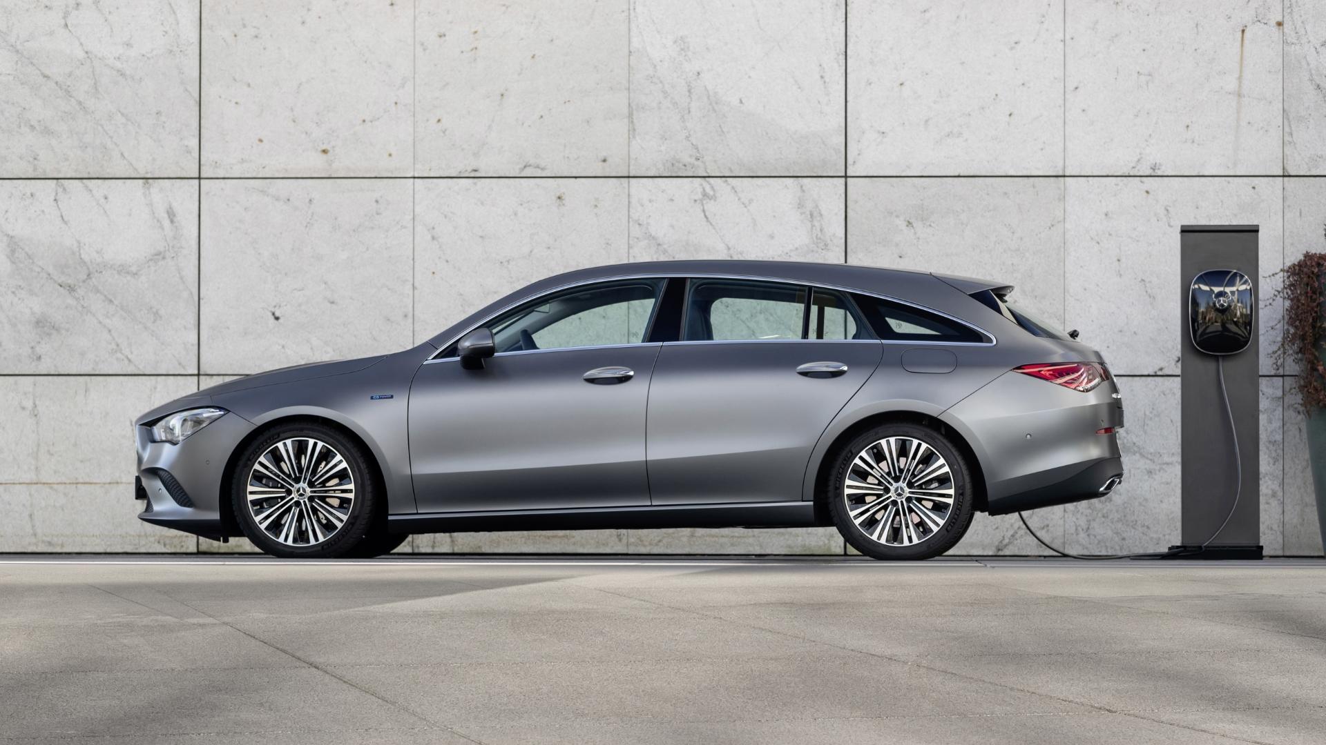 Naujieji Mercedes-Benz hibridai