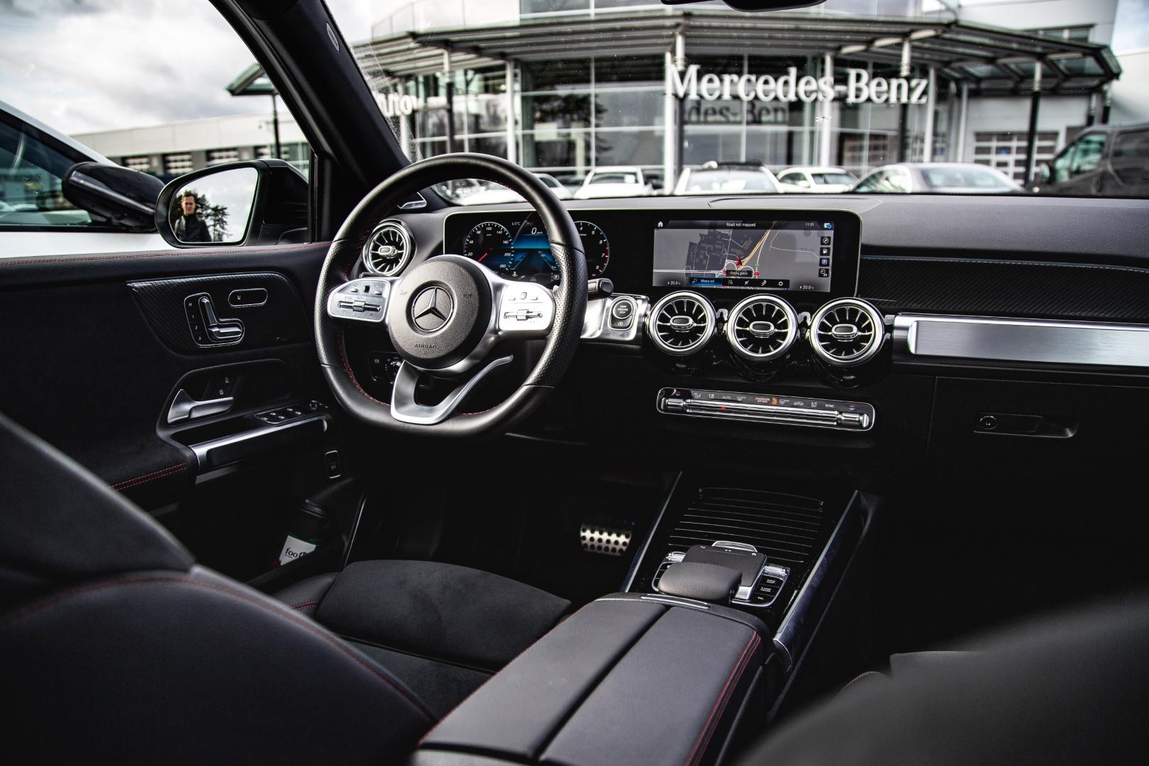 visureigis Mercedes-Benz GLB jau Lietuvoje