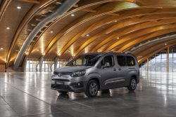 Toyota Proace City Verso jau Lietuvoje