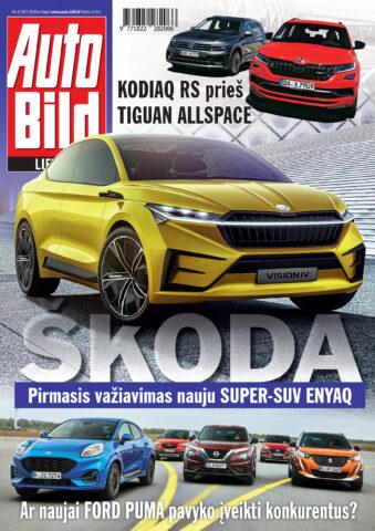 """""""Auto Bild Lietuva"""" Nr. 6 – 2020 m. liepa"""