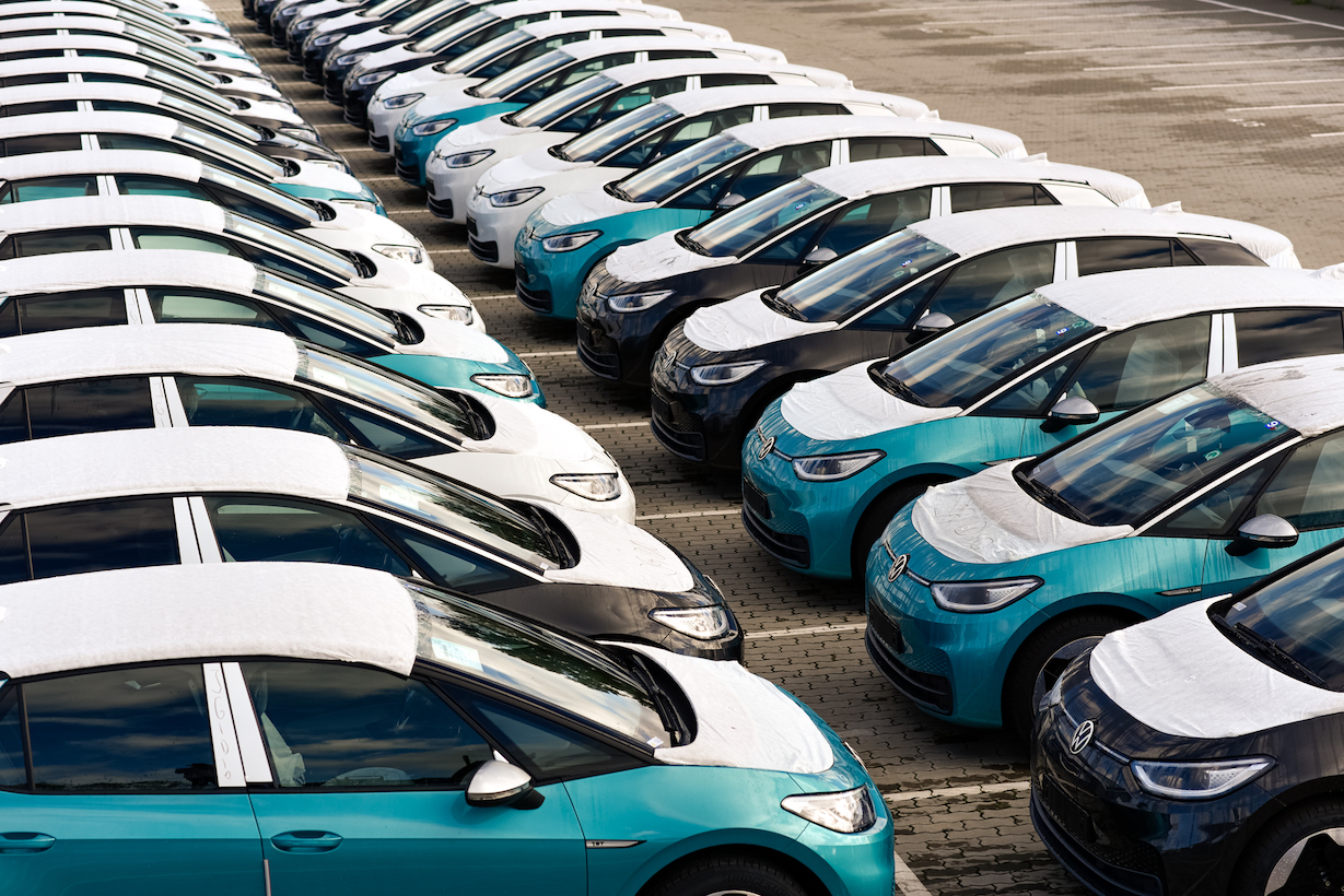 """Baltijos šalis pasiekė pirmieji """"Volkswagen ID.3"""""""